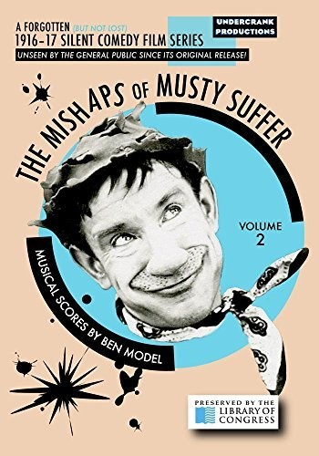 The Mishaps of Musty Suffer: Volume 2