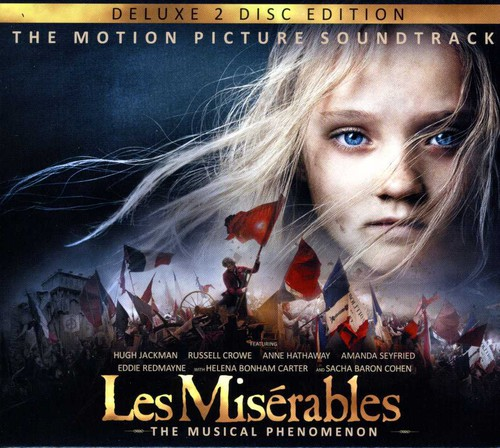 Les Misérables Cast - Les Miserables: Original Motion Picture Soundtrack [Deluxe]