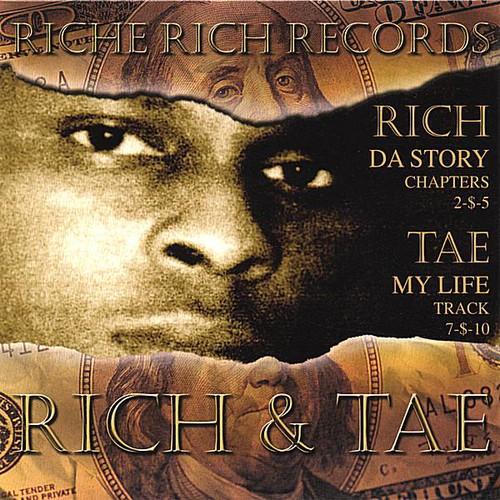 Rich Da Story Tae My Life