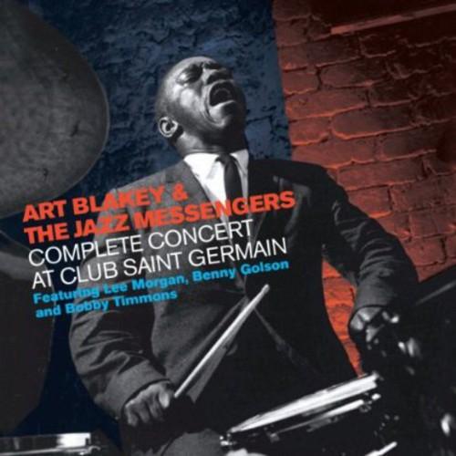 Complete Concert at Club Saint Germain [Import]