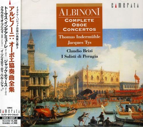 Complete Oboe Concertos
