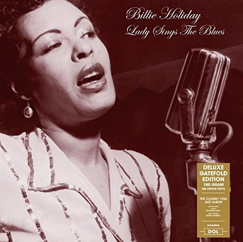 Billie Holiday - Lady Sings The Blues (Uk)