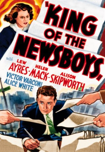 King of the Newsboys