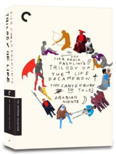 Trilogy of Life (Criterion Collection)