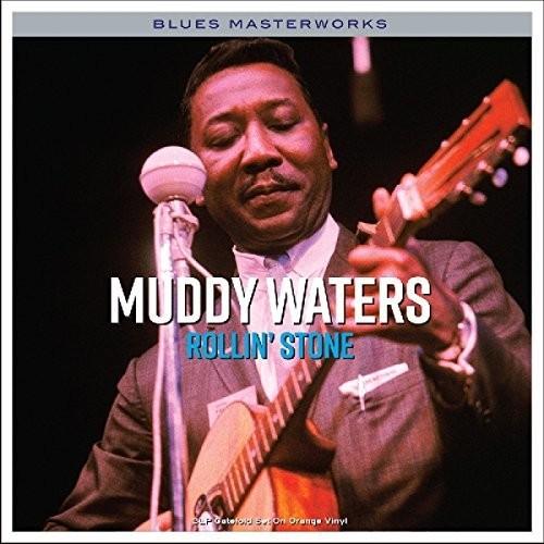 Muddy Waters - Rollin Stone [Colored Vinyl] (Org) (Uk)
