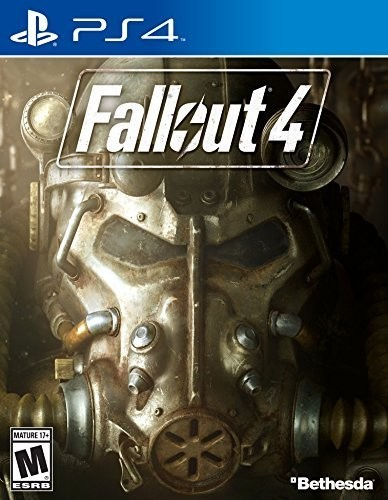 Ps4 Fallout 4 - Fallout 4 for PlayStation 4