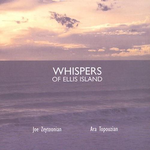 Whispers of Ellis Island