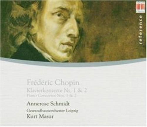 Piano Concertos No 1 & 2