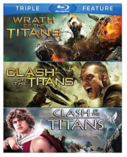 Clash of Titans /  Clash of Titans /  Wrath of Titan