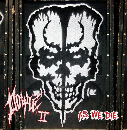 Doyle II: As We Die (Alternate Cover)