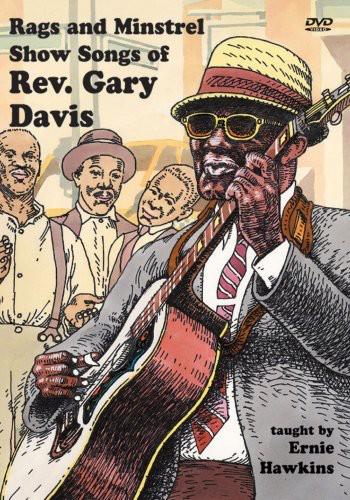 Rags & Minstrel Show Songs of Rev. Gary Davis