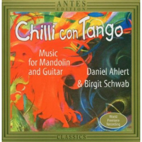Chilli Con Tango: Music for Mandolin & Guitar /  Various