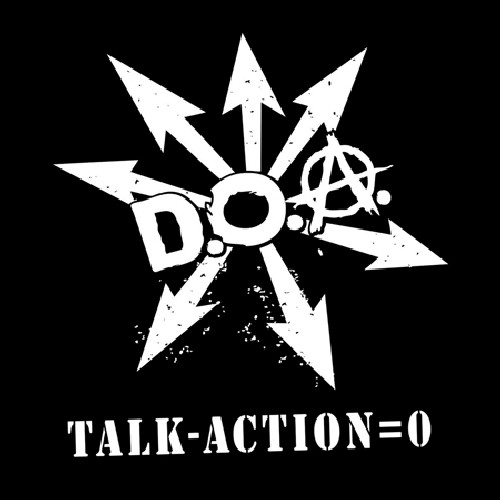 Talk Minus Action = Zero