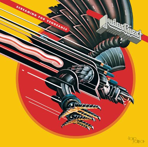 Judas Priest - Screaming For Vengeance [LP]