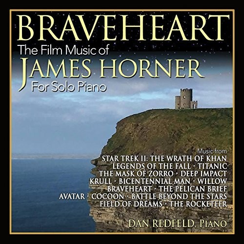 Braveheart: Film Music Of James Horner For Solo