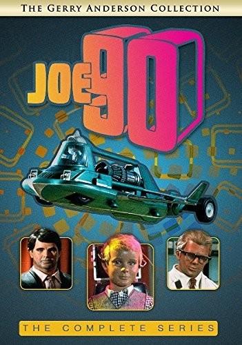 Joe 90: The Complete Series