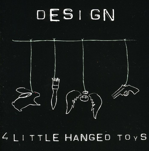 4 Little Hanged Toys [Import]