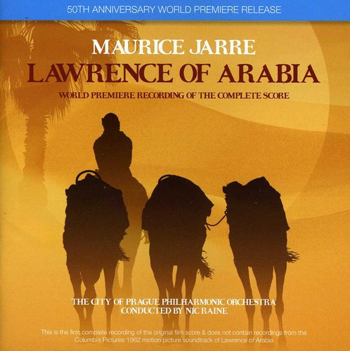 City Of Prague Philharmonic Orchestra - Lawrence Of Arabia