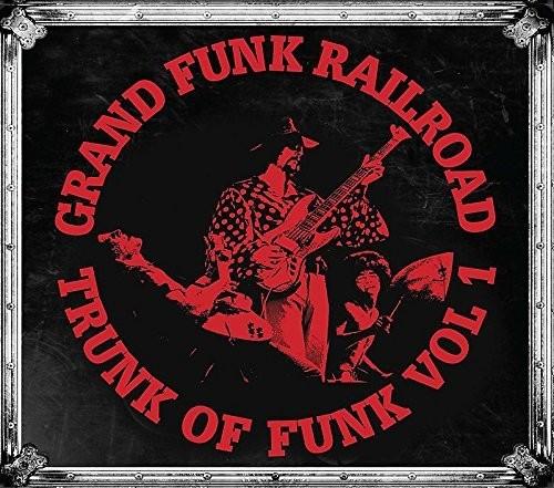 Grand Funk Railroad - Trunk Of Funk Vol 1 (Box) (Uk)