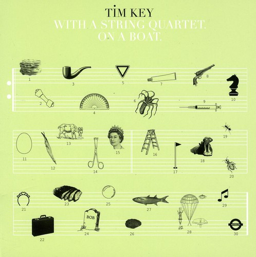 Tim Key with a String Quartet on a Boat [Import]