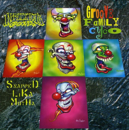 Infectious Grooves - Groove Family Cyco [Import]