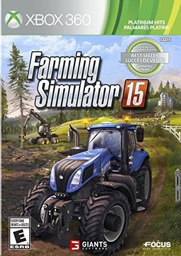 Farming Simulator 15: Platinum Edition for Xbox 360