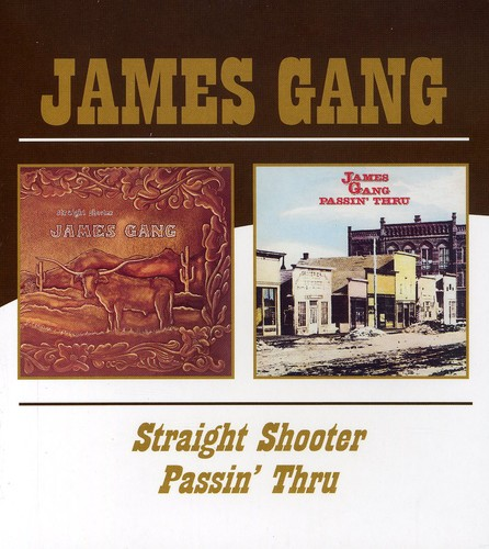 Straight Shooter/ Passin' Thru [Import]