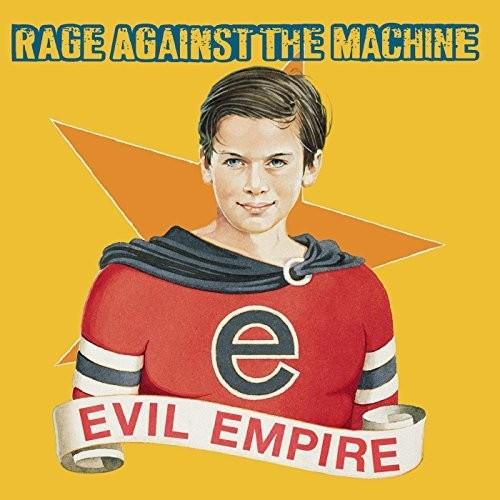 Rage Against The Machine - Evil Empire (Gold Series)