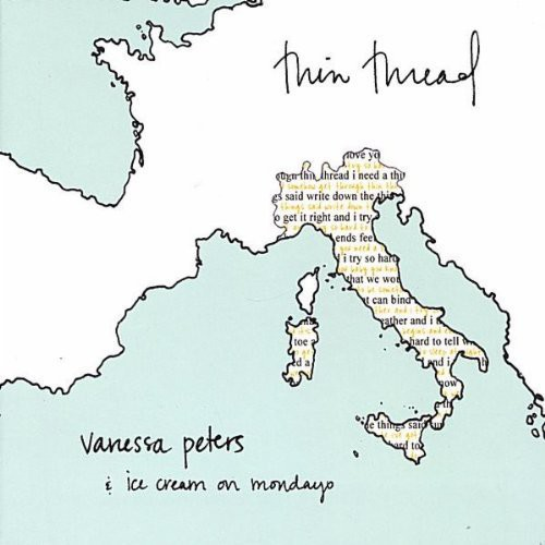 Vanessa Peters - Thin Thread