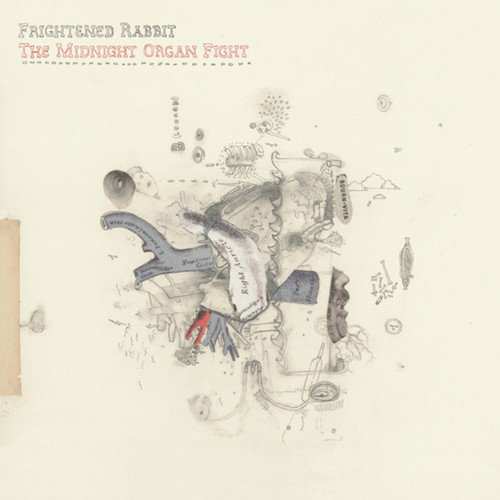 Frightened Rabbit - The Midnight Organ Fight [Vinyl]