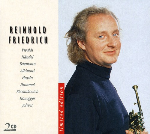 Reinhold Friedrich Plays