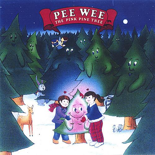 Pee Wee the Pink Pine Treetm