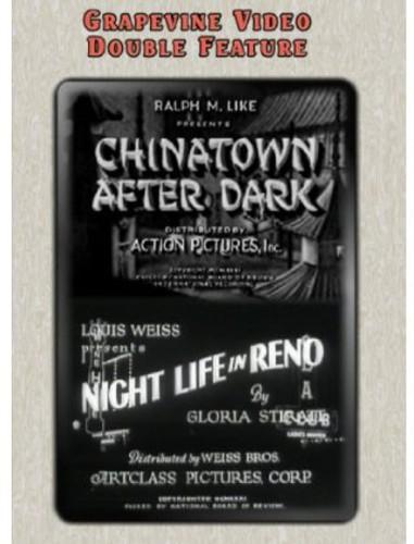 Chinatown After Dark /  Night Life in Reno