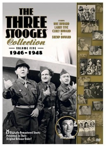 The Three Stooges Collection: Volume 5: 1946-1948