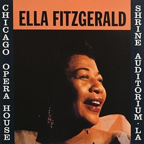 Ella Fitzgerald - At The Opera House (W/Book) (Bonus Track) [Remastered]