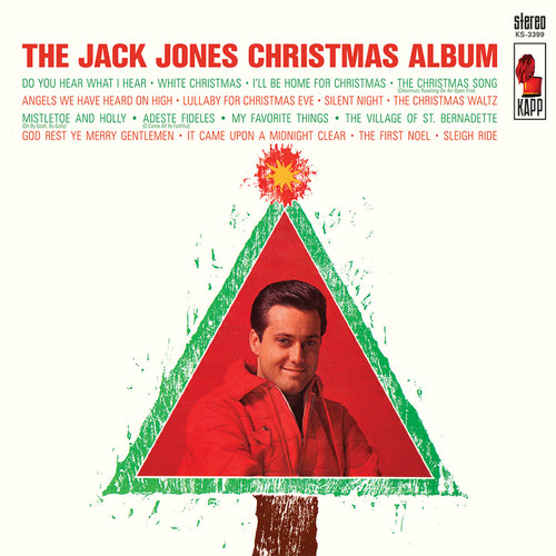 The Jack Jones Christmas Album