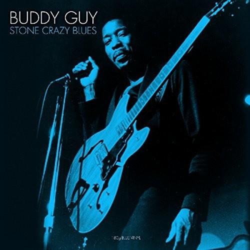 Stone Crazy Blues (Blue Vinyl) [Import]