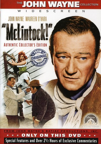 McLintock [Movie] - McLintock!