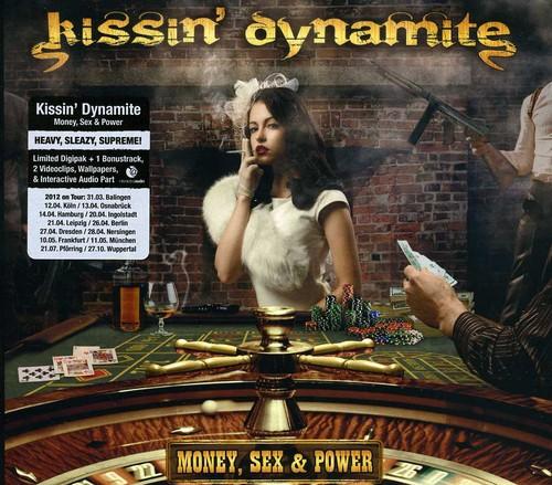Money Sex & Power [Import]