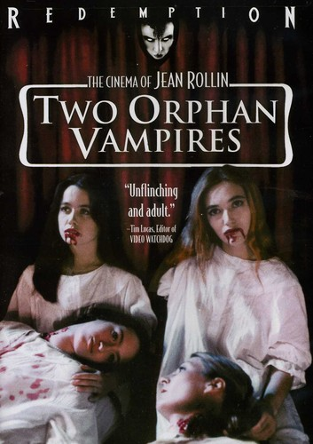 Brigitte Lahaie - Two Orphan Vampires / [Remastered]