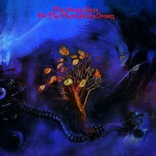 The Moody Blues - On The Threshold Of A Dream [LP]
