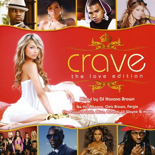Crave-The Love Edition [Import]