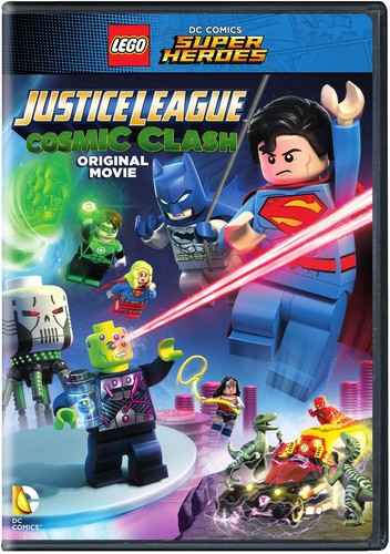 Justice League - Lego Dc Comics Super Heroes: Justice League