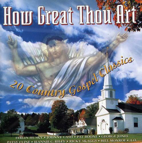 How Great Thou Art: 20 Gospel Classics /  Various [Import]