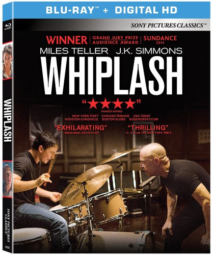 Whiplash [UltraViolet] [Blu-ray]