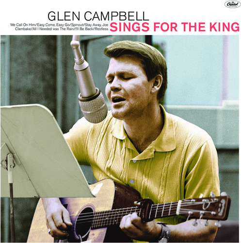 Glen Campbell - Sings For The King [LP]