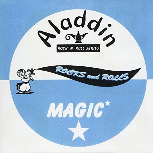 Aladdin Records: 33 Magic Lamps /  Various