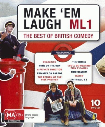 Make Um Laugh ML1 (Best of British)