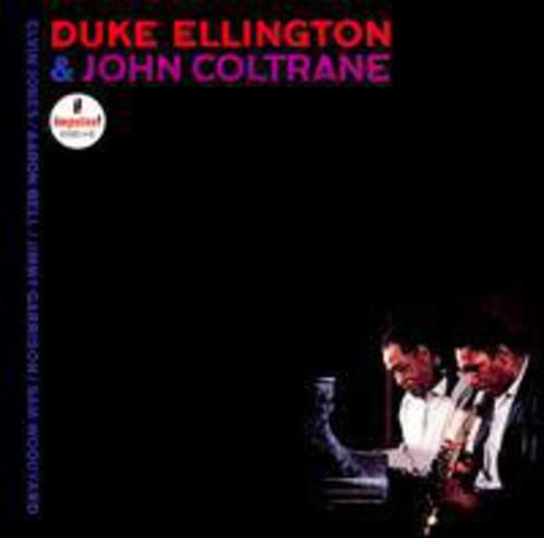 Duke Ellington & John Coltrane (reissue)