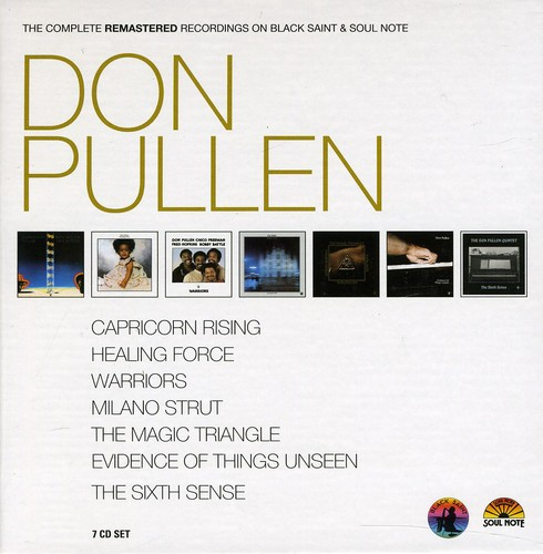 Don Pullen - The Complete Remastered Recordings